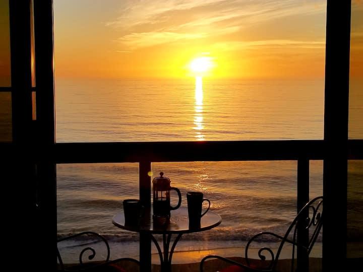 Romantic Beach Inscape-Best Ocean View+Heated Pool