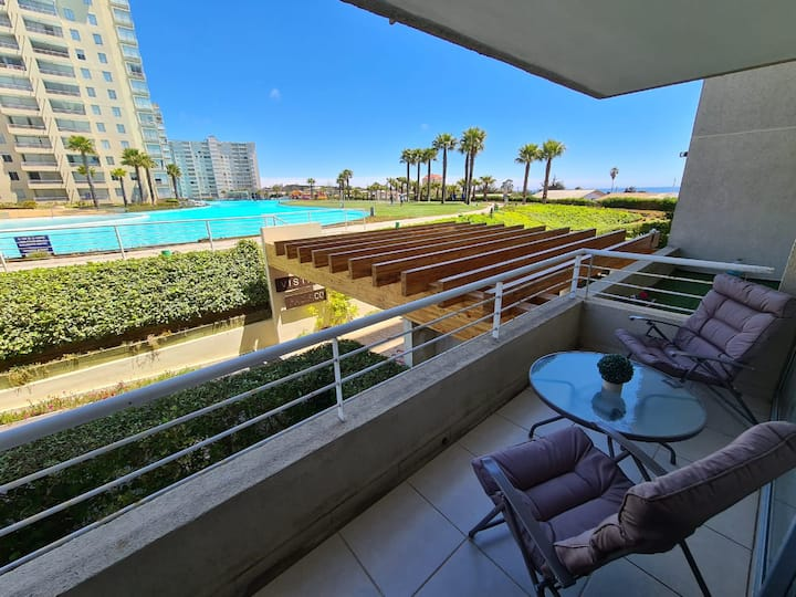 Apartamento en Laguna Vista