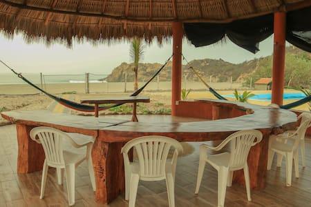 Privacidad, tranquilidad y comodidad, Playa Mojón