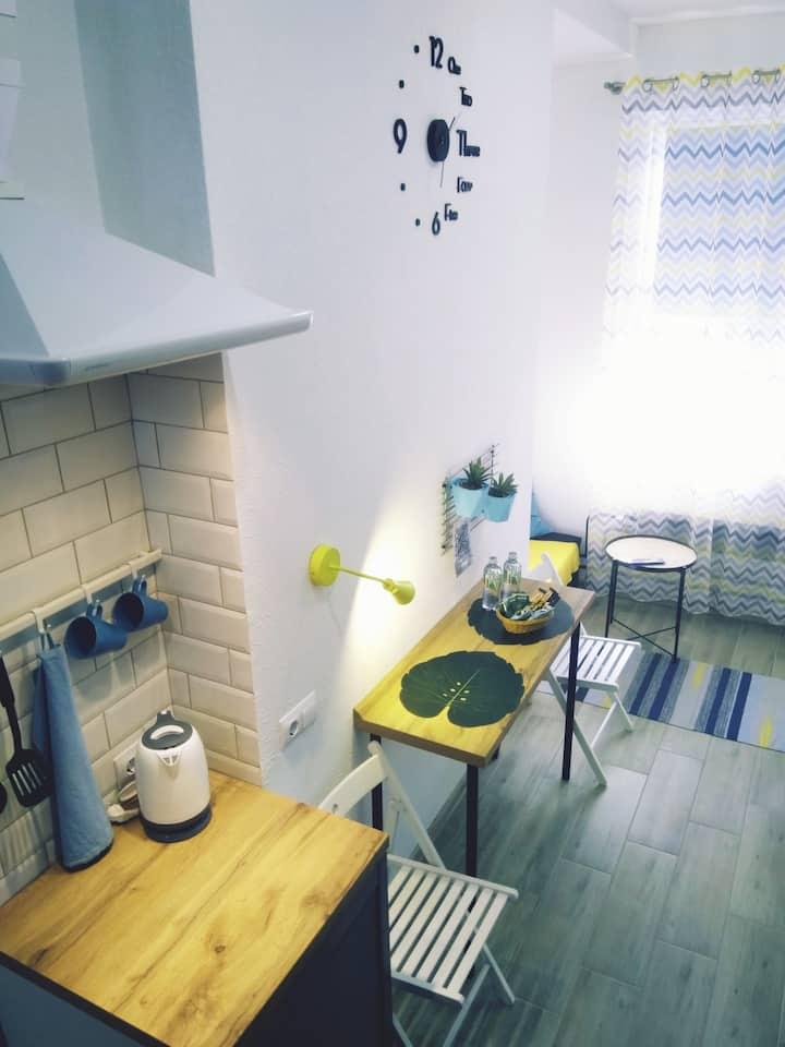 Relax modern studio в центре Перми