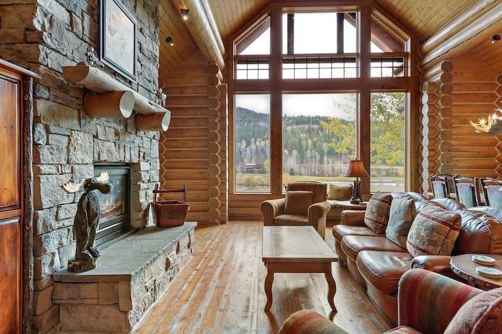 Moose Cabin at Teton Springs Lodge & Spa