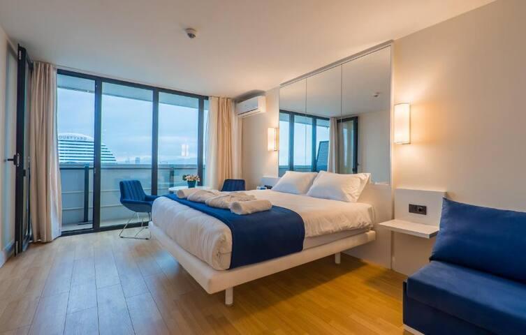 Panoramic appartaments in Batumi