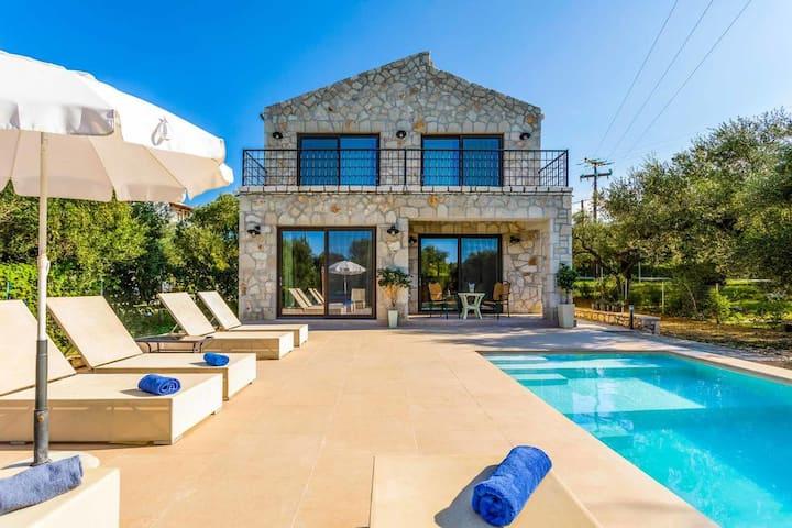 Astarte Villas - Petra Elia Private Villa