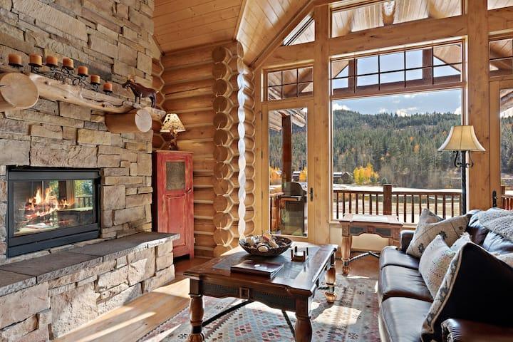 Cutthroat Cabin at Teton Springs Lodge