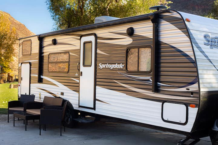Owyhee River & Canyonlands RV (on site)