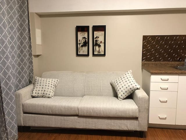 Lower Level Pull Out Sofa Bed (double)