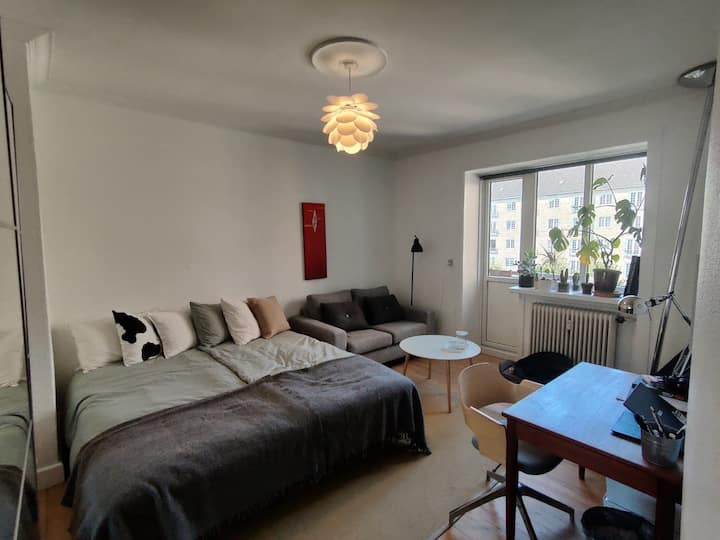 Room for rent: Charming city apartment on Amager