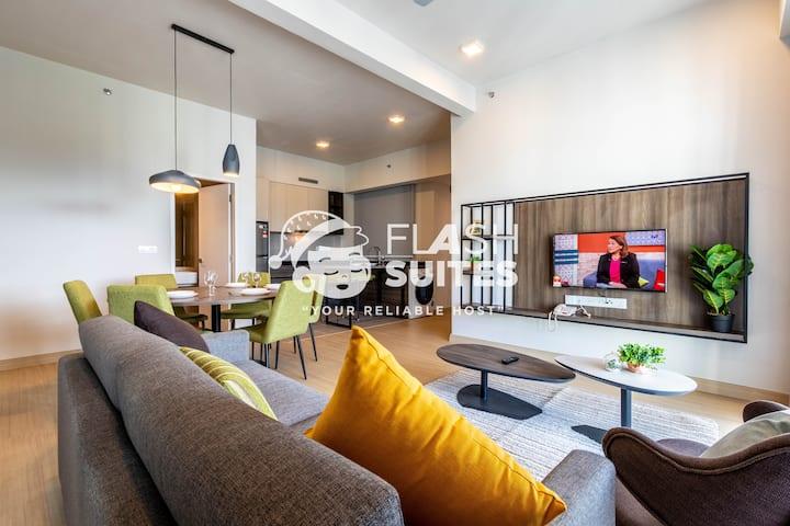 4BR 8pax Penthouse @Genting Permai Area