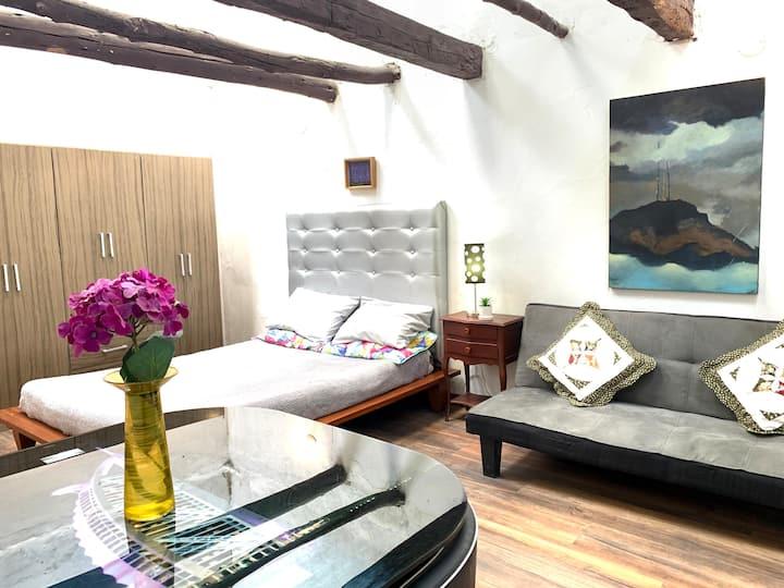 La Candelaria  PRIVATE Apartment 25MB Fibra Optica