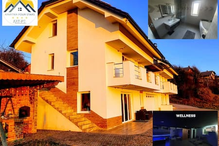 Four Stars ART-PE House with Jacuzzi, Water beds..