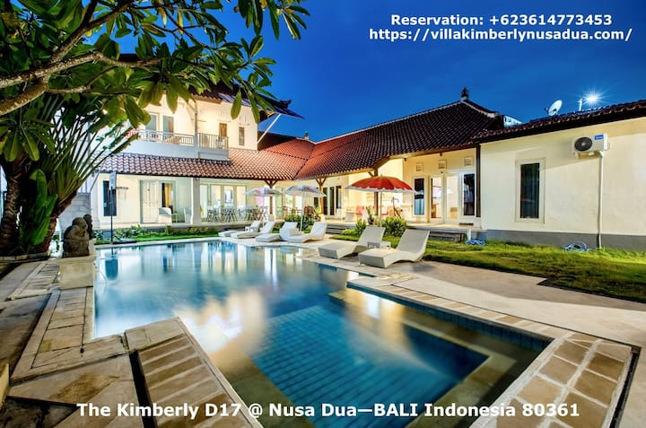 Suite #2 for Rent >Vila Kimberly D-17 @ Nusa Dua