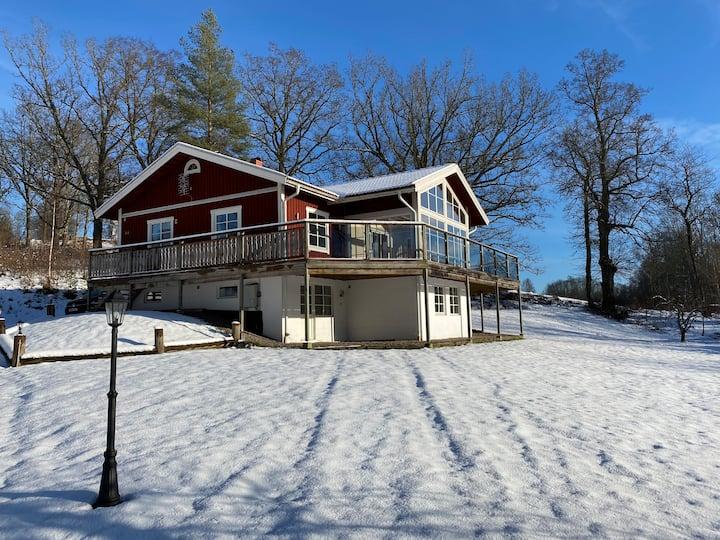 Villa Skirö - A vacation house in peaceful Småland