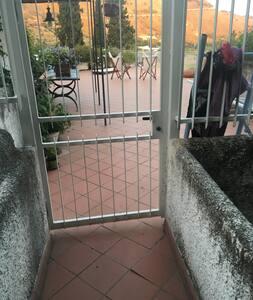 Accès de plain-pied à l'entrée extérieure