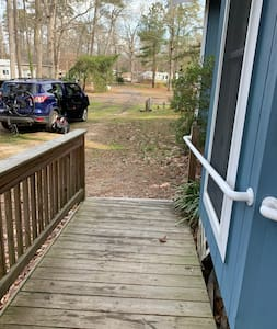 Wheelchair accessible ramp