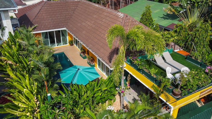 Villa Fueng Fah Tropical Two-Bedroom Private Pool