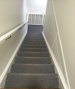 Stairway Entrance to Unit