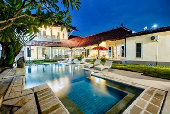 Suite #5 for Rent >Vila Kimberly D-17 @ Nusa Dua