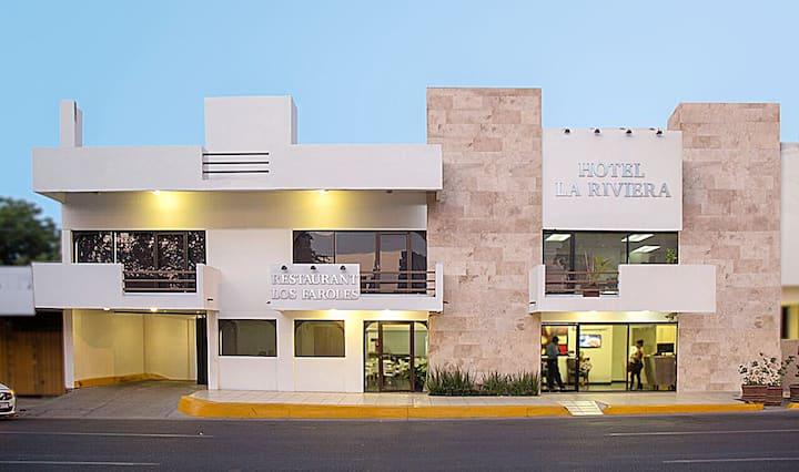 Hotel la Riviera Habitación Doble