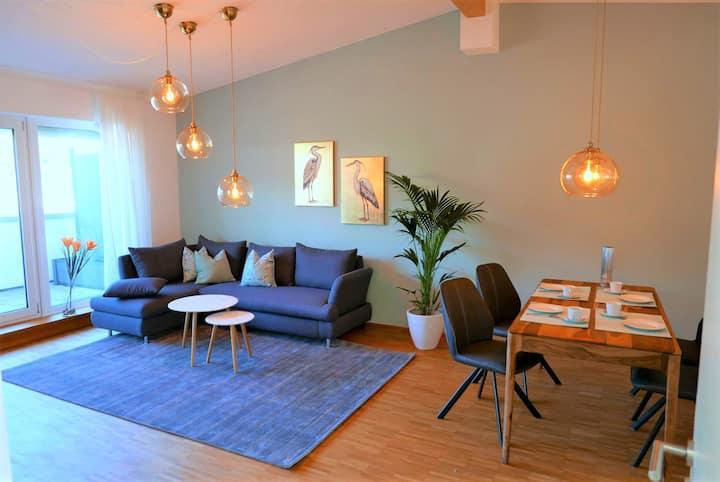Design Appartement Flat in Ebersberg bei München