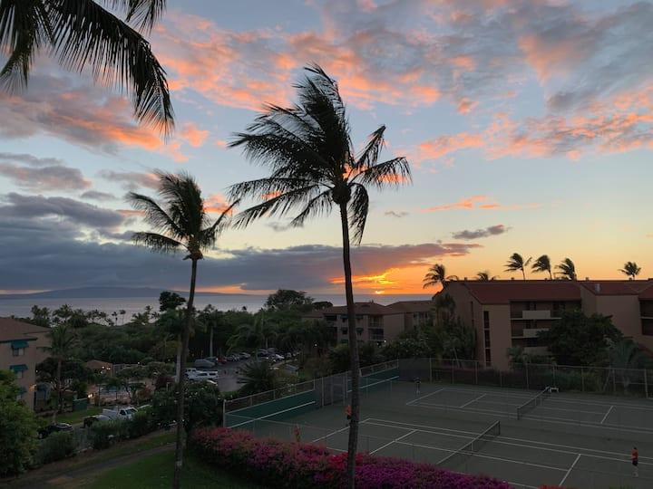 3 Bdrm Oceanview Loft Condo in Maui