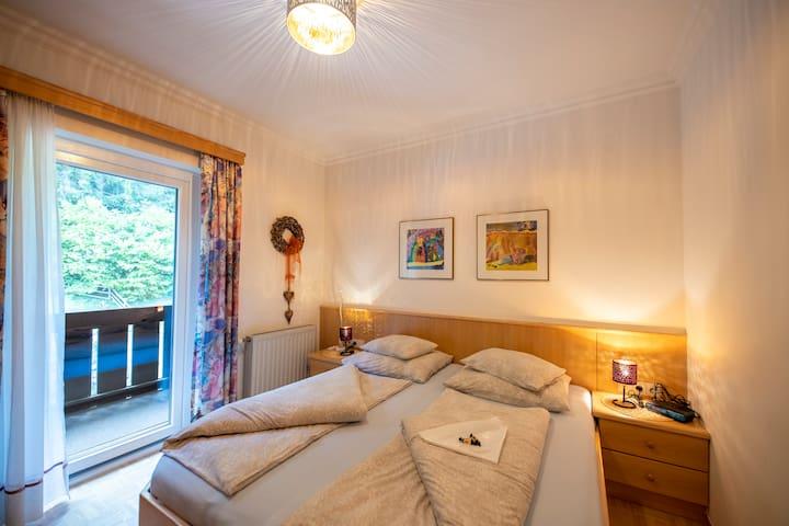 Schlafzimmer Fewo Narzisse