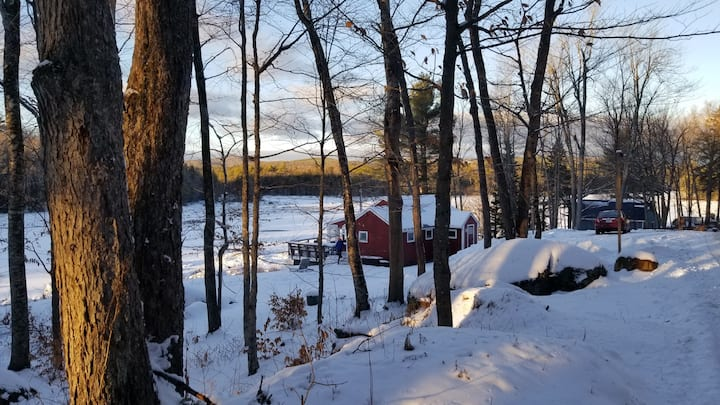 Stylish Winter Retreat - X-C Ski  Paradise