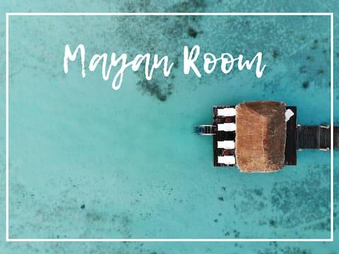 Mayan room, cómodo, céntrico, precios actualizados