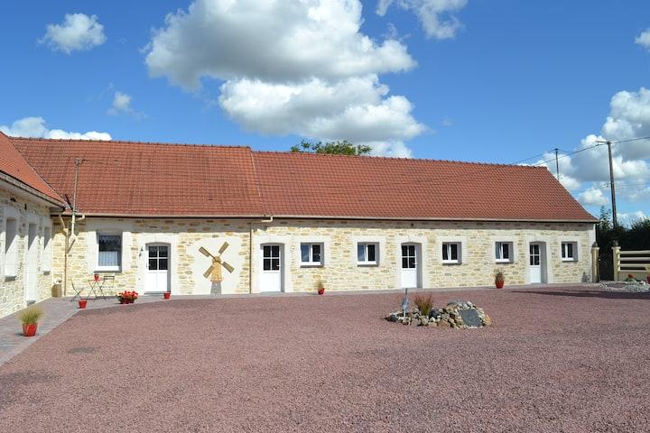 Gîte Du Moulin (6 personnes)