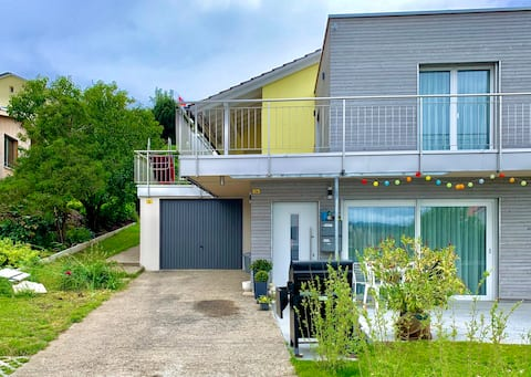 near Zurich: Small studio with a separate entrance