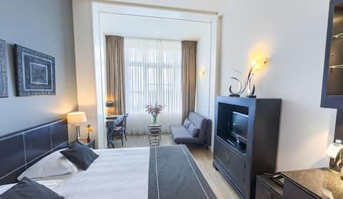 4* Charming Hotel near Schiphol 2 adult+2 children