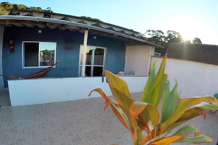 Casa com  Varanda & Terraço