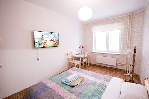 DomVistel Titova 246/1 one bedroom apartment