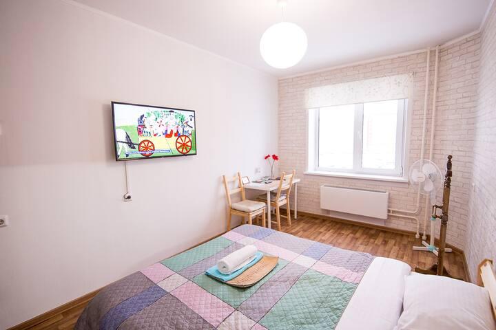 DomVistel Титова 246/1 двухкомнатная квартира