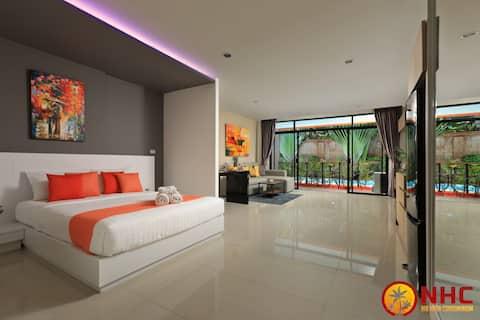 Nai Harn Beach Condominium - Studio Apartment 60m2