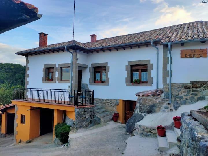 Casa Rural el Enebral en Potes Picos de Europa