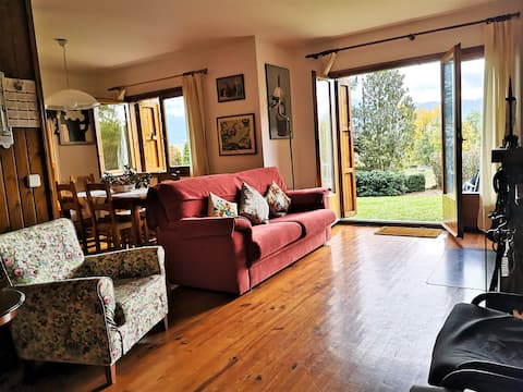 Cozy duplex House ideal for families in Ger