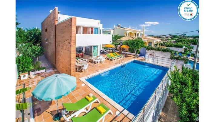 VILLA OCEANO | São Rafael | Albufeira - Algarve