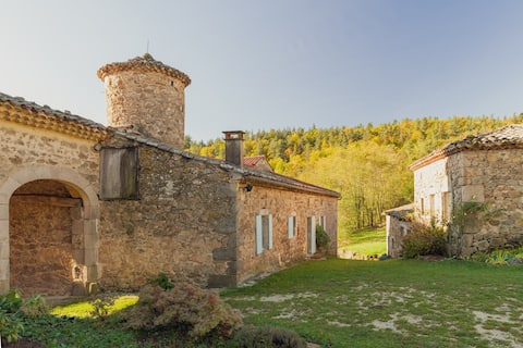 Cottage 4 pers in old fortified house