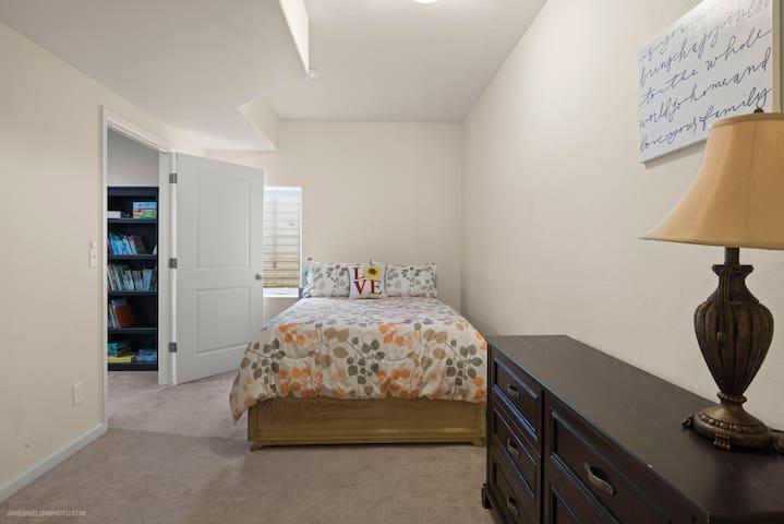 Jr Suite double bed
