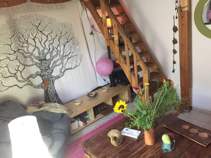 Loft apartment in Nachlaot/Machane Yehuda