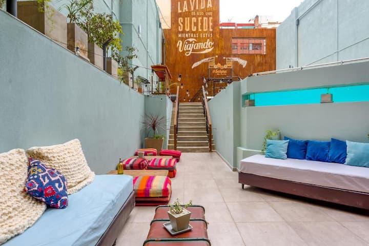 Selina Cordoba - Bed in Large Dorm