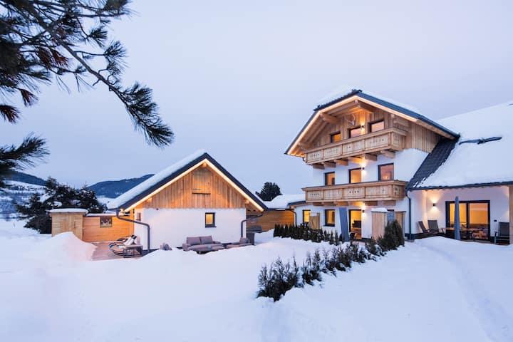 Pistenblick Alpin - Appartement Aineck