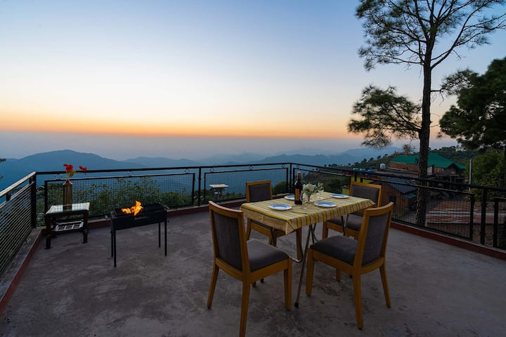 Hashtag Kasauli 1BR- DISINFECTED BEFORE EVERY STAY