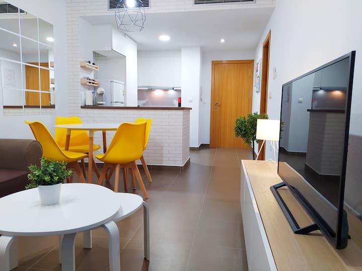 Apartamento Bahía Levante Águilas