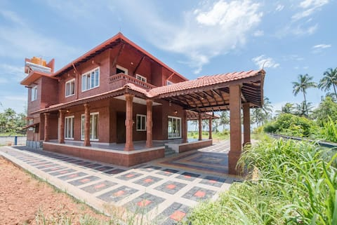 Sulo Villa 2BR with Breakfast and Beach View