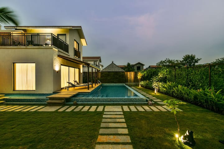 Discount Sanitized Staycation | Pvt Pool | Alibaug