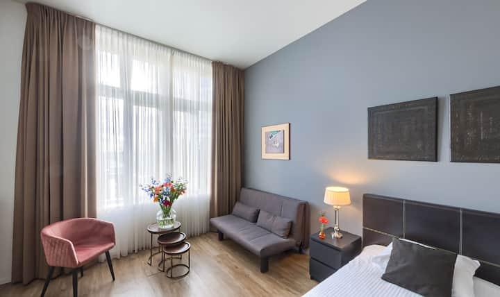 Standard De Luxe Hotelroom near Amsterdam/Schiphol