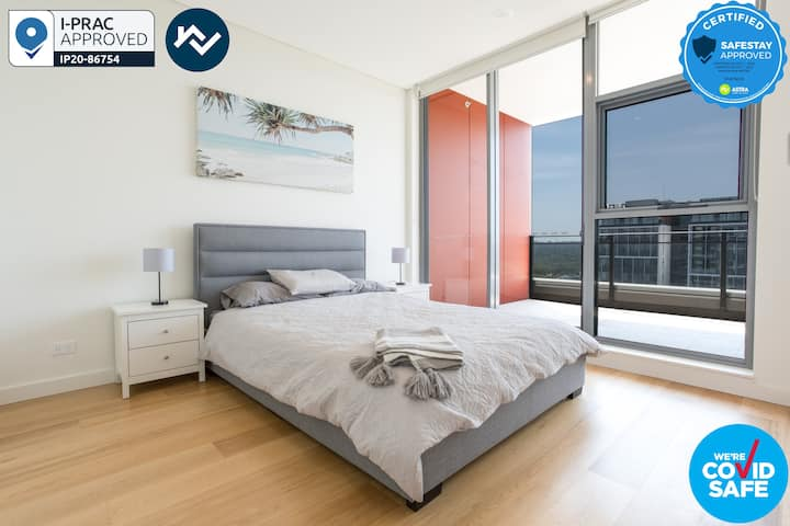 Corporate 1BR|1BA Exclusive Serviced Apartment