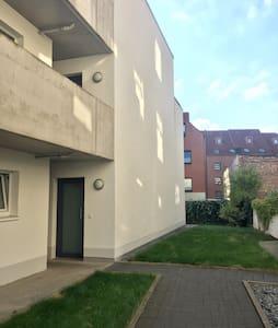 Wohnungszugang im EG direkt von außen