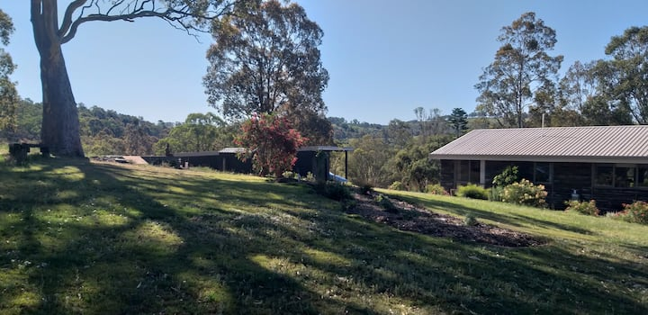 Eagleview , the relaxed  country life